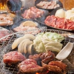 北海道燒肉 すすきのジンギスカン 5條店