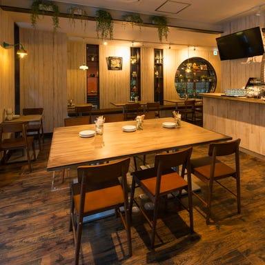 鎌倉食材とピザ かまくらハウス  店内の画像