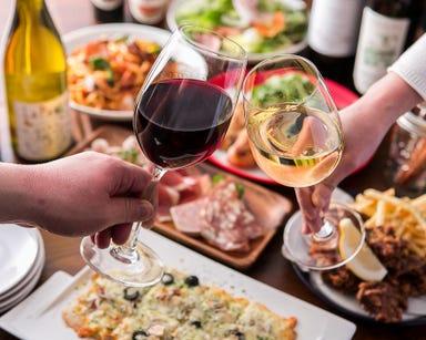 鎌倉食材とピザ かまくらハウス  コースの画像