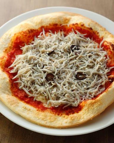 鎌倉食材とピザ かまくらハウス  メニューの画像