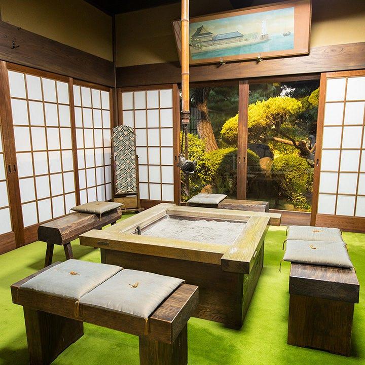重厚な日本建築と庭園を楽しむ贅沢