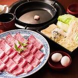 すき焼き宴会コース