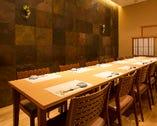 【接待に…上質な個室】 最大14名様迄の完全個室がございます。