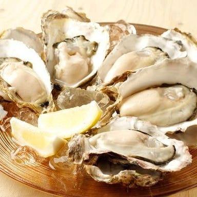 調布 牡蠣basara  コースの画像