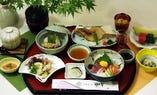 四季の会席料理  月会席 3,000円
