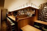 ◆リニューアルでテーブル席有 昔ながらの廻らない本格板前寿司