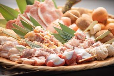 串焼旬菜 楽  こだわりの画像