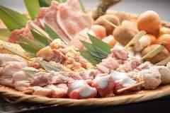 串焼旬菜 楽