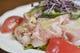 イベリコ豚肩ロースの冷しゃぶサラダ