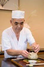 揺るぎない京料理への想い