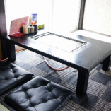 ゆったり座れるお座敷席は貸切も可能です!ご宴会にも◎♪