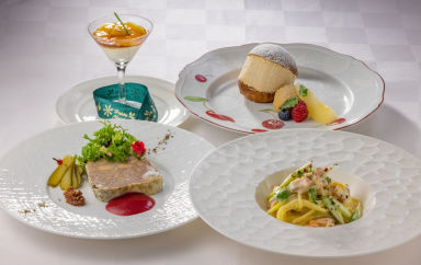 イタリア料理 アルポルト静岡  コースの画像