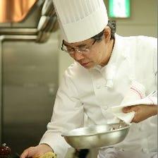 日本におけるイタリア料理界の先駆者