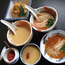 酢味噌、柚子胡椒など手作り調味料