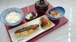 銀鱈の西京味噌漬け焼き膳