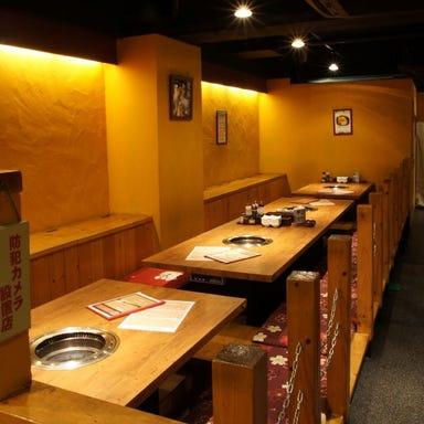 中華料理 盛楽 船場店  店内の画像