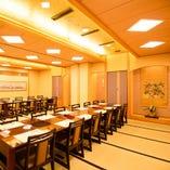 痴陶人1.2団体(貸切) テーブル 完全個室 28名