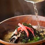 奄美といえば「鶏飯」飲み会の〆にも最適な一品です。