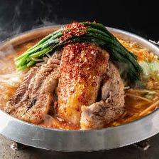 今季トレンド「発酵鍋」豚キムチ鍋