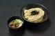 夏の新メニュー「あぶらかす つけ麺」