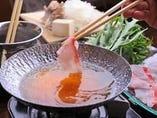 旬の素材を使用したうえはらオリジナル和食は絶品!