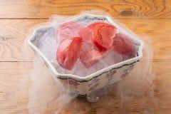 -196℃の冷やしフルーツトマト