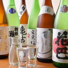 47都道府県地酒と季節の鮮魚 UMAMI(ウマミ)日本酒弐番館