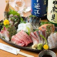 横浜で日本酒なら「UMAMI」地酒100種