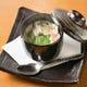 日本酒を引き立たせる料理が多数