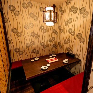 完全個室居酒屋 餃子酒場永順 大宮一番街店  店内の画像