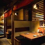 大森で焼き鳥・鶏料理を楽しむ♪4名様用半個室ございます!