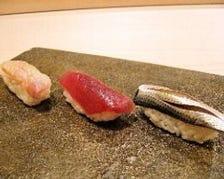 容姿端麗な握り寿司