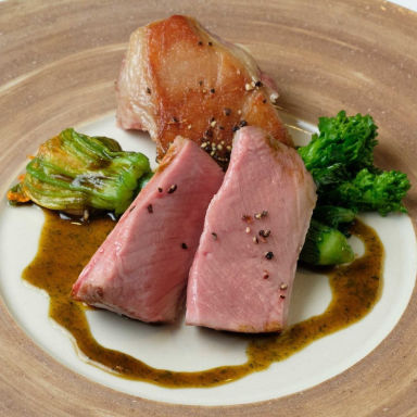 レストラン・タニ  コースの画像