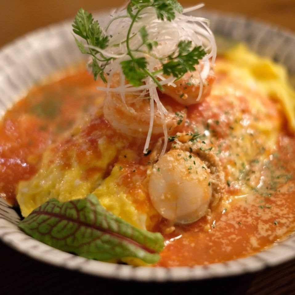 ◆オシャレな料理で楽しい女子会を