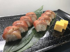 名物 金目鯛炙り棒寿司