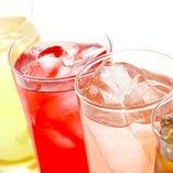 アルコール飲み放題(生ビールなし)