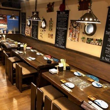 和バル&ふぐ料理 Houseki(宝関)下関  メニューの画像