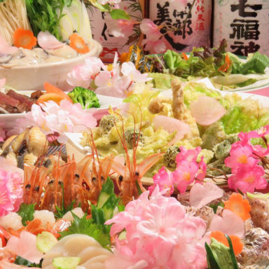 函館海鮮個室居酒屋 仁 ‐JIN‐  コースの画像