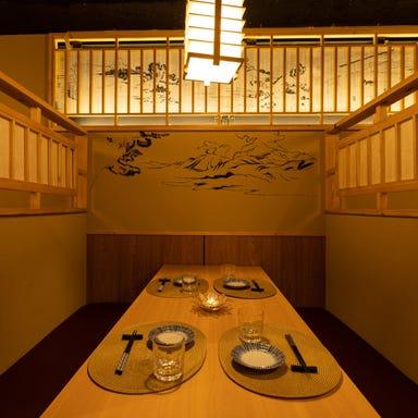 全席個室と日本酒 炭焼き屋 龍馬伝 品川駅前店 店内の画像