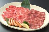 ◆ 人気盛 【370g】 野菜焼付き  (2~3名様用)