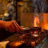 県産の赤鶏・あぐー豚・おきなわ和牛を堪能してください。