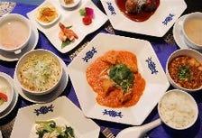 華都飯店らしさを凝縮したコース料理