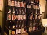こだわりの梅酒・柚子酒・和リキュールが約16種類