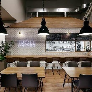 CAFE&WINE TROLL(カフェ&ワイン トロール)  店内の画像