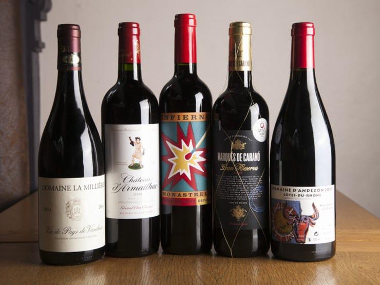 シニアソムリエ厳選ワイン
