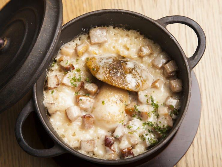 スペシャリテ フォンで炊くお米料理