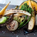 野菜で季節を感じたい