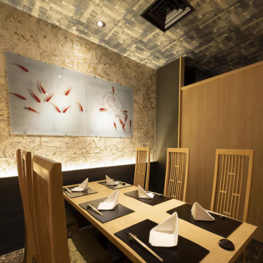 個室和食 肉割烹 吟次郎 品川駅前店  店内の画像
