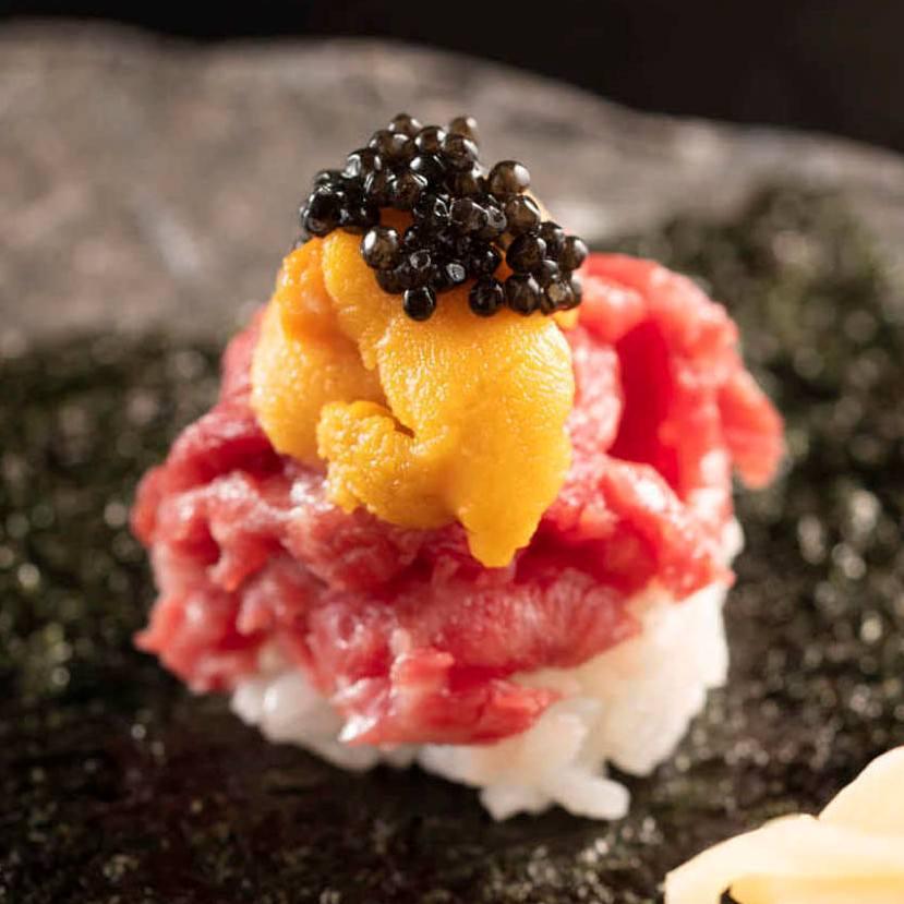 肉料理をメインとした和食が魅力的です。