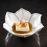 胡麻トリュフ豆腐
